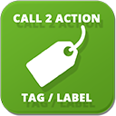 Call2Action Tag / Label