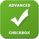 Advanced Checkbox - mobil optimierte Checkboxen